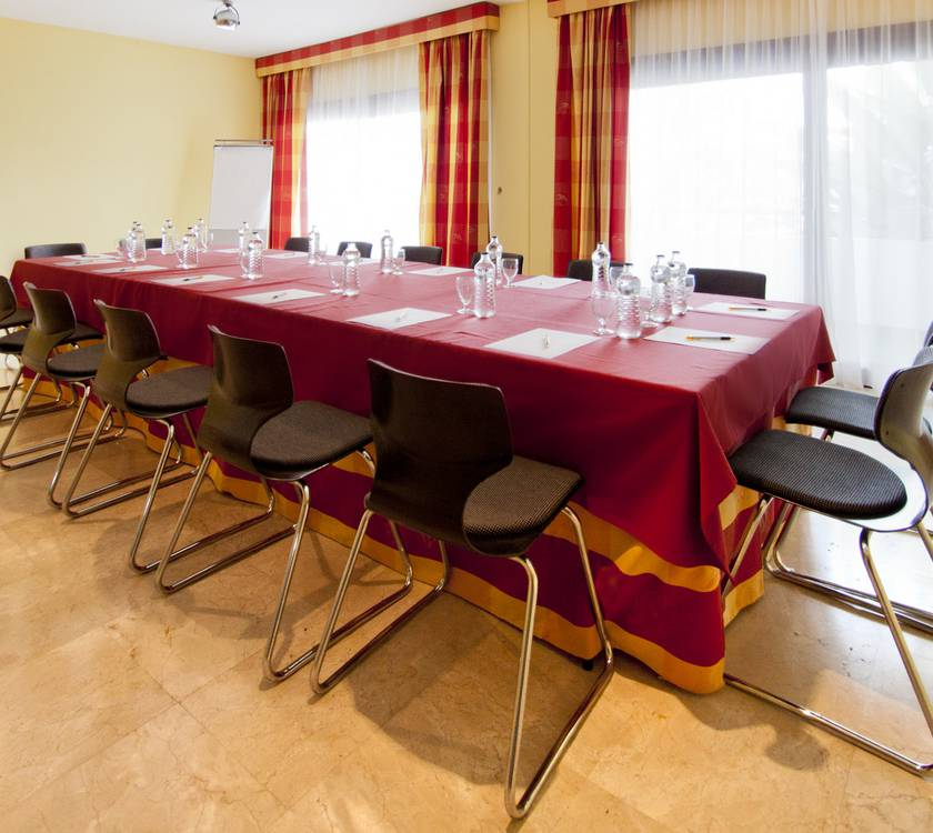 Meeting room TRH Paraiso Hotel