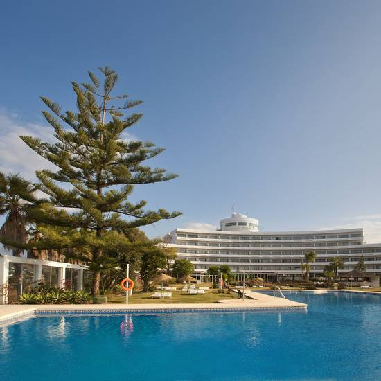 OUTDOOR SWIMMING POOL TRH Paraiso Hotel -