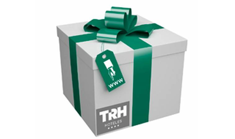 Official Website exclusive gift TRH Paraiso Hotel Estepona