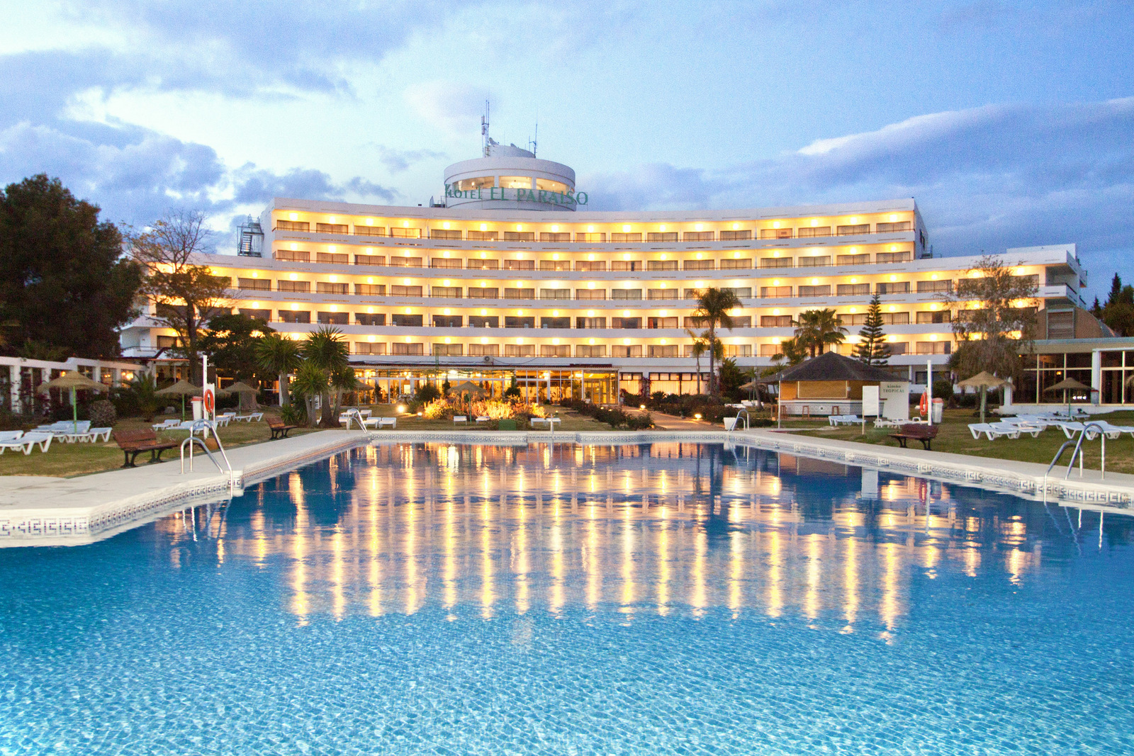 TRH Paraíso Beach & Golf Hotel